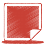 Red-picture icon