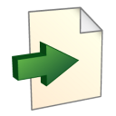 Export-To-File icon