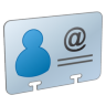 V-Card icon