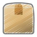 Scribble box icon