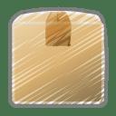 Scribble box icon