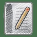 Scribble document icon
