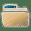 Scribble folder icon