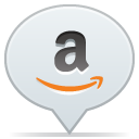 Social balloon amazon icon
