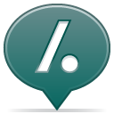 Social balloon slashdot icon