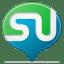 Social-balloon-stumbleupon icon