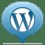 Social balloon wordpress icon