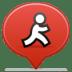 Social-balloon-aim icon