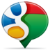 Social-balloon-google icon