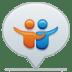 Social-balloon-slideshare icon