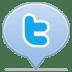 Social-balloon-twitter icon