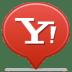 Social-balloon-yahoo icon