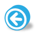 Button-round-dark-arrow-left icon
