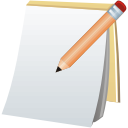 Notes edit icon
