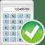 Calculator-accept icon