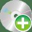 Cd-add icon