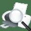 Printer-search icon