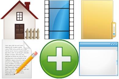 Simplistica Icons