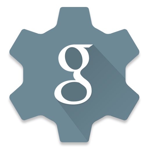 Settings-Google icon