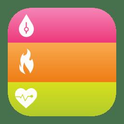 HealthBook icon