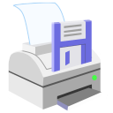ModernXP 58 Printer Save icon