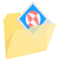 ModernXP 62 Folder Images icon