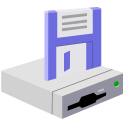 ModernXP 65 Floppy Save icon