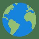 ModernXP 73 Globe icon