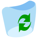 ModernXP 75 Trash icon