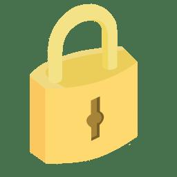 Modernxp 05 Lock Icon Modern Xp Iconset Dtafalonso