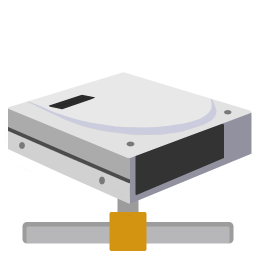 Modernxp 45 Network Drive Icon Modern Xp Iconset Dtafalonso