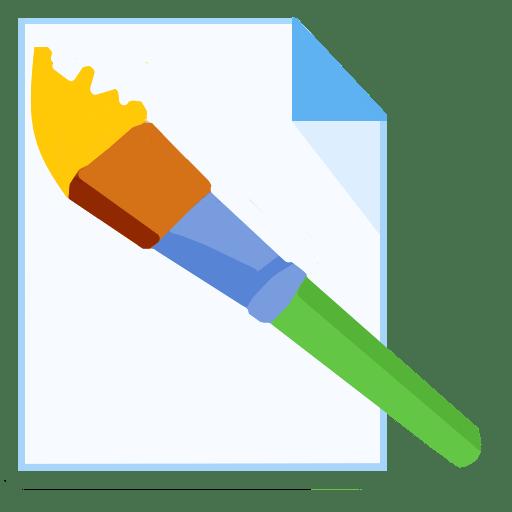 ModernXP-32-Filetype-Paint icon