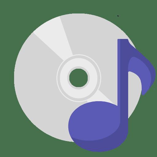 ModernXP-40-CD-DVD-Music icon