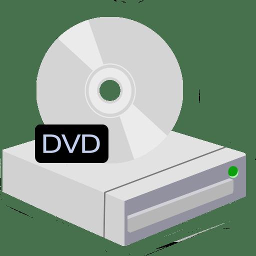ModernXP 49 DVD Disc Drive icon