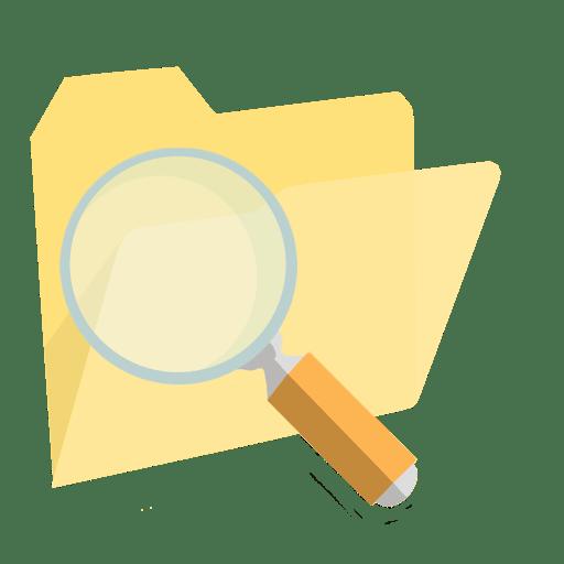 ModernXP 50 Folder Search icon
