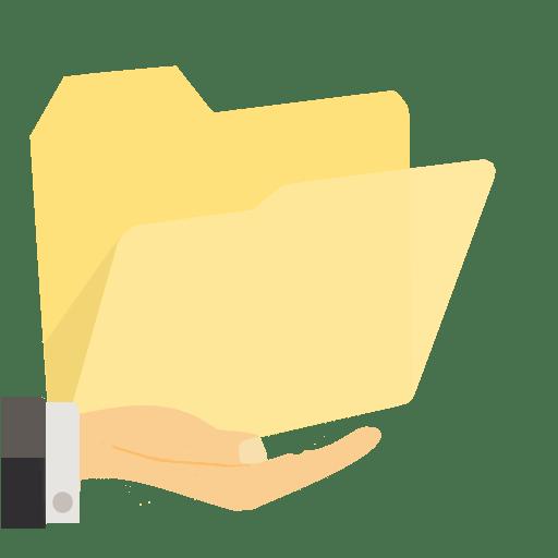 ModernXP-53-Folder-Share icon