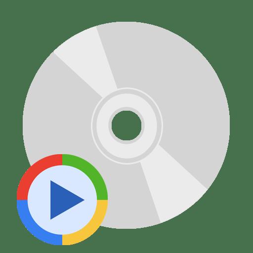 ModernXP 56 CD DVD Disc Play icon
