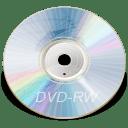 Hardware DVD RW icon
