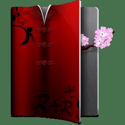 Compressed Rar icon
