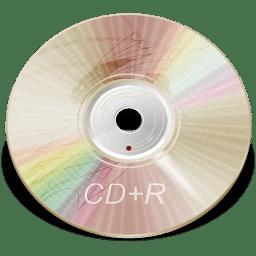 Hardware CD plus R icon