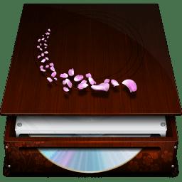Hardware DVD icon