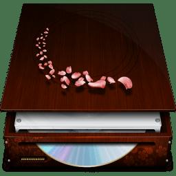 Hardware External DVD icon