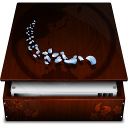 Hardware Shared HDD icon