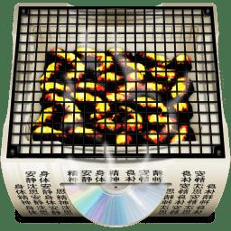 Software Burn icon
