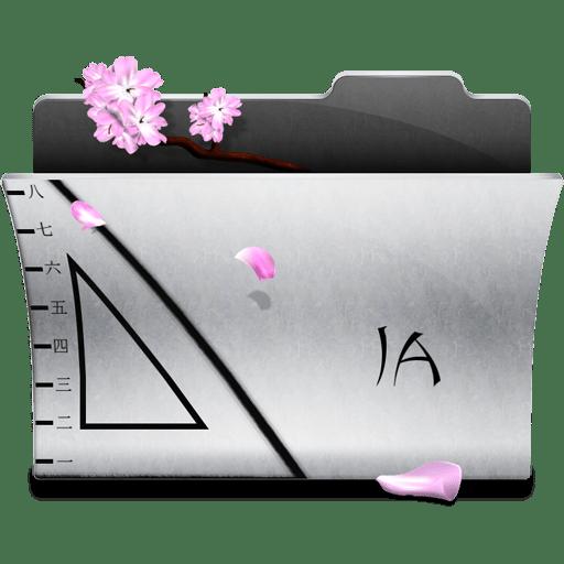 Folder-Illustrator icon