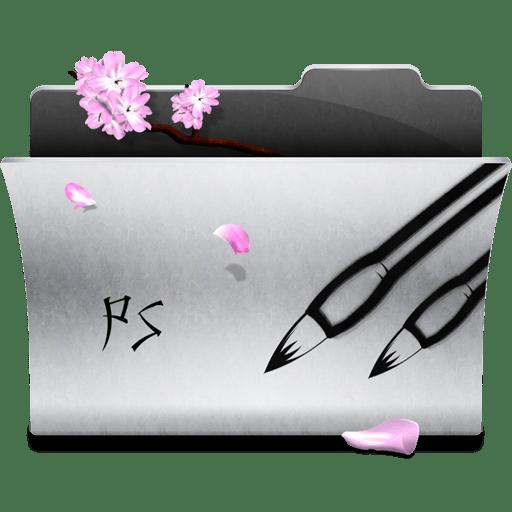 Folder-Photoshop icon