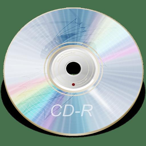 Hardware-CD-R icon