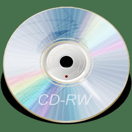 Hardware-CD-RW icon