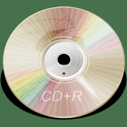 Hardware-CD-plus-R icon