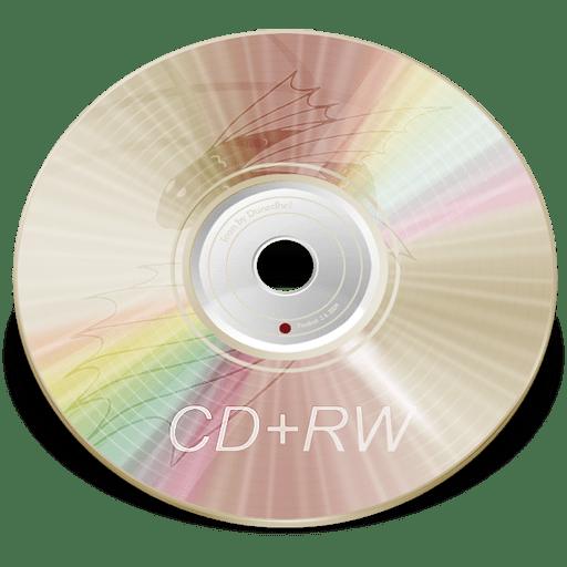 Hardware-CD-plus-RW icon